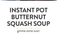 Instant Pot Tries