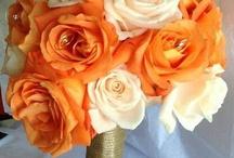 Wedding - Orange / by Sara Vega