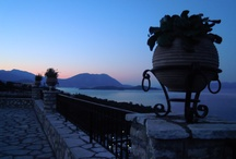 The Balcony of my heart in the Ionian Sea