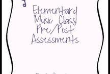 Elementary Music Education / by Jennifer Jones