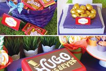 Charlie & The Chocolate Factory Party Inspo
