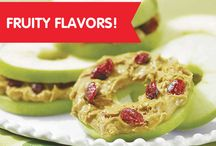 Fruity Flavors / by SKIPPY® Peanut Butter