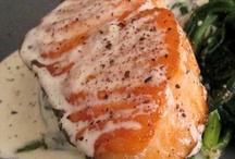 poisson et crustacés