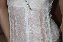 """Wedding Lingerie / As well as looking fantastic, you deserve to feel the same with beautiful lingerie and who better to share it with than """"your man"""""""