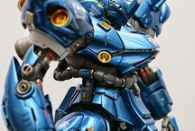 warna biru metal