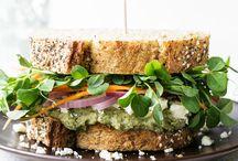 sandwich please