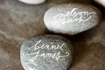 Escort Cards, Seating Assignments & Favors