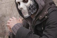 Insane mask