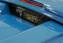 Donald Trump cars / Cars, one way or another connected with Donald Trump.