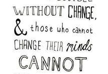 Quotes / motivation