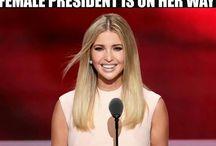 First Daughter Ivanka Trump