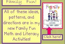 Family fun / by Tabitha Kovacs