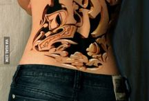 Beautiful&Amazing tatoos