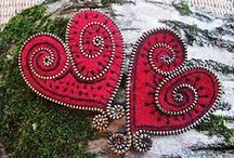 Craft: handmade flower inspiration