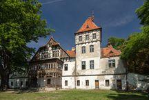 Rościsławice - Pałac