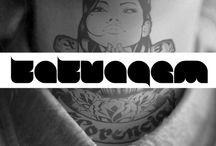 Tatuagem / Uma das formas de modificação do corpo mais conhecidas e cultuadas do mundo.