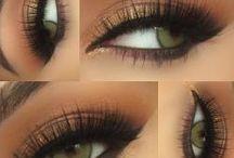 eyeshadows for green eyes
