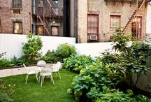 Roof Gardens / by Musette
