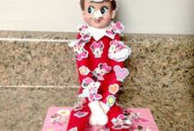 Elf on a shelf ideas / by Amy Janes