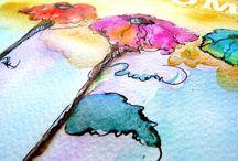 Water Colour Paint