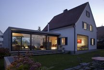 Ober Lodge / Residential Extension