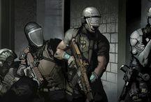 Soldier Concepts
