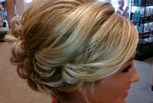 wedding hair / by Heather Rogers