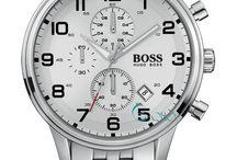 HUGO BOSS Watches / Δείτε όλα τα νέα ρολόγια Boss εδώ