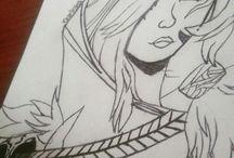Mis Dibujos (。・ω・。)