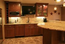 Lower Levels / Lower Level remodels completed by J Brothers Home Improvement in Maple Grove, MN.