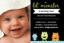 Monster Birthday Party / by Lindsey Nickels