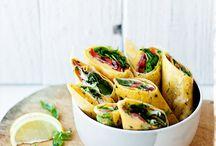 ~ Menjar saludable ~