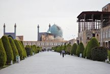 Isfahan, Iran / My first travel to Iran