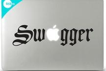 [mac] stickers.  / by Ellen Williams