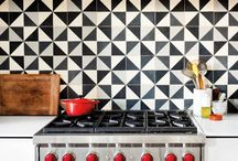 ⭐️tile backsplash