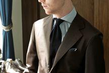 "Fashion / Suit up!! ""Barney Stinson"" men fashion in the flash ;)"