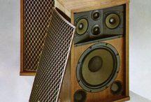 Speakers - SANSUI