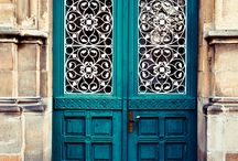 Pretty doors and windows