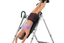 Inversion Therapy / How Inversion Therapy can be useful to improve your posture and reduce back pain