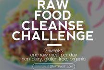 Raw Food / by Renee Robinson