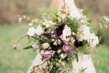 Spray or Cradle style bouquets