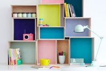 Clutter be gone, aka organizing