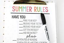 Organization - Summer