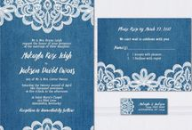 Country bride in denim and lace / Denim and lace wedding, country bride in blue jeans