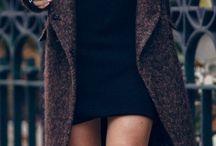 inspiration autumn/winter clothes