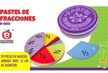 Matemáticas y Pensamiento Lógico Matemático / Productos que ayudan a desarrollar habilidades de pensamiento lógico matemático.