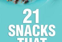 Snacks- clean eating