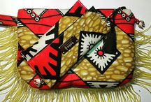 african fabric clutch & accessories