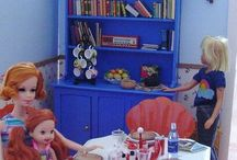 barbie house / Casa barbie fai da te