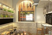 Cocomama's Shop Design
